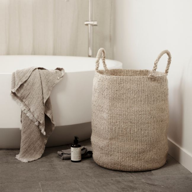 Seafarer Laundry Basket