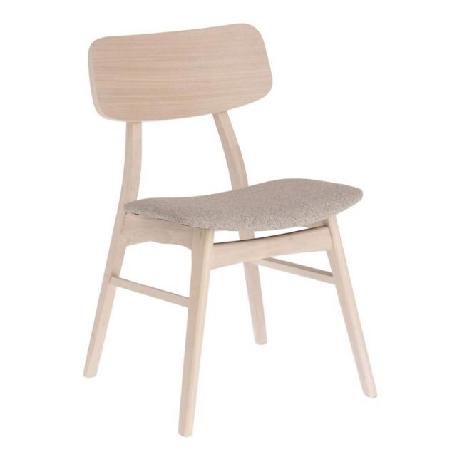 Selia Chair | Oak Finish