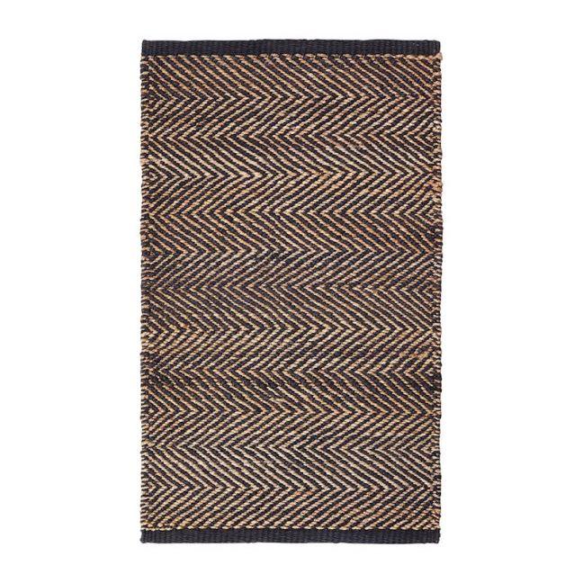 Serengeti Weave Entrance Mat | Charcoal, Natural | Various Sizes