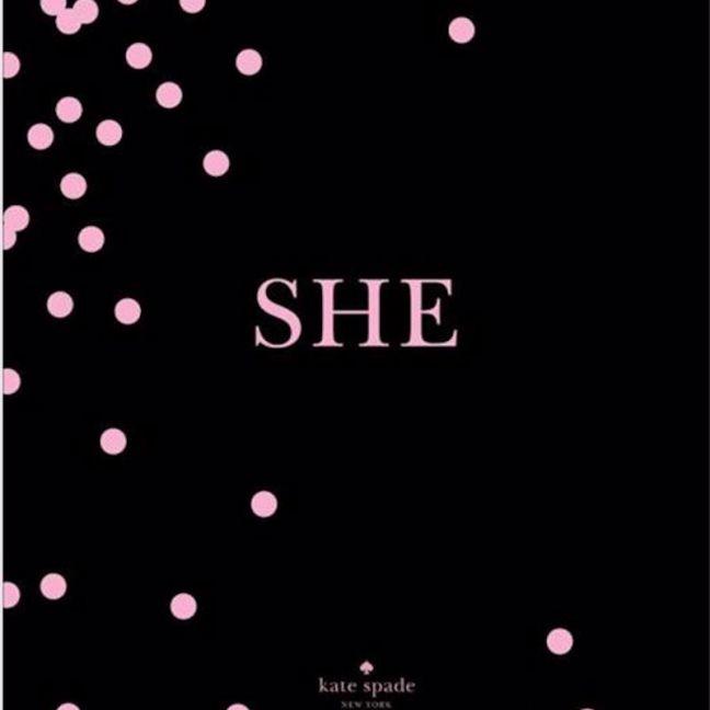 She - Kate Spade | Coffee Table Book