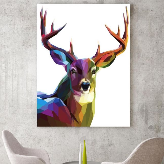 She's Looking At You Kid | Canvas Art