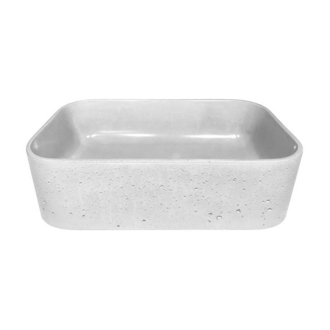 Sienna Powder Basin by DLH Designs | Mist