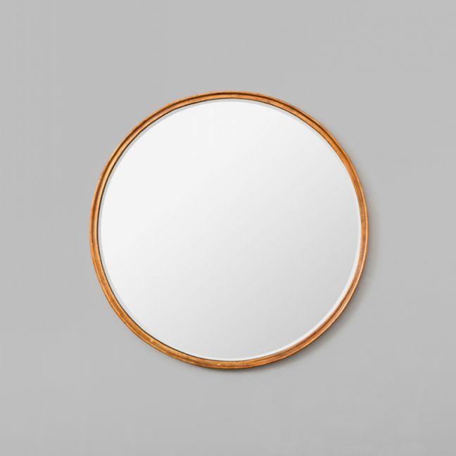 Simplicity Copper Mirror