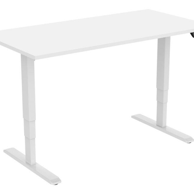 Sit-Stand Adjustable Desk | Electric Dual Motor | Ergovida EED-223R