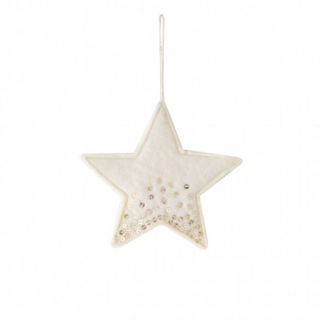 Sitara Star Ornament