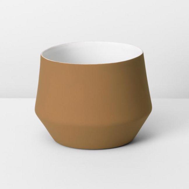 SL17 Planter Pot | Ochre | CLU Living