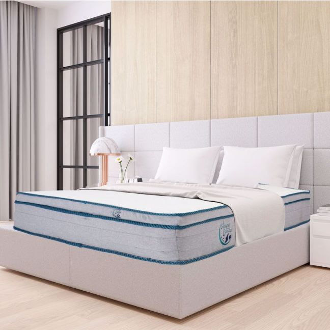 Sleepy Panda 5 Zone Pocket Spring Mattress | Various Sizes
