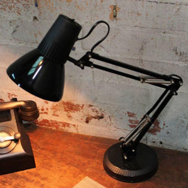 Small Desk Lamp - Task Lighting