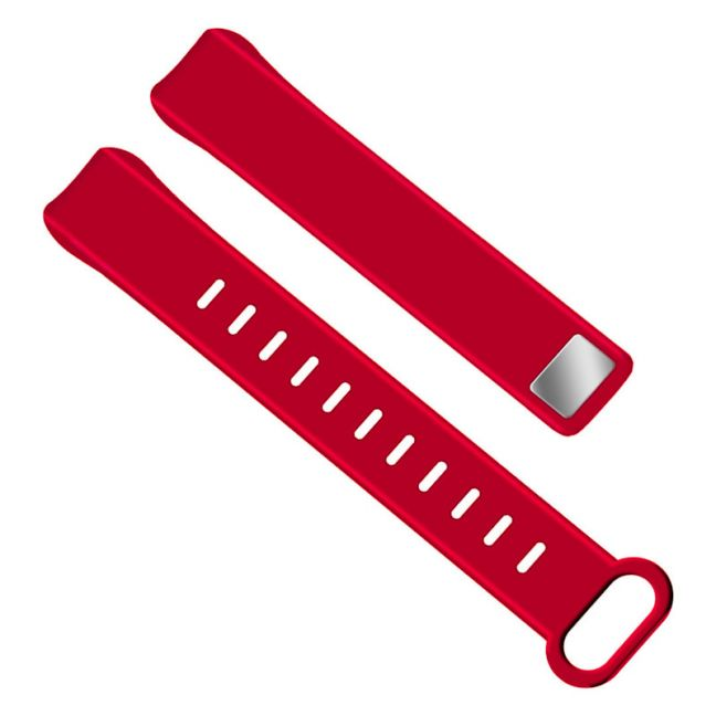 Smart Watch Model RD11 Compatible Sport Strap Wrist Bracelet Band Red