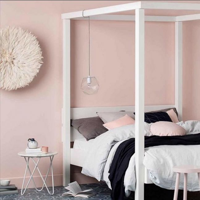 Sophia Four Poster Queen Bed   New Dutch Blonde   House of Orange