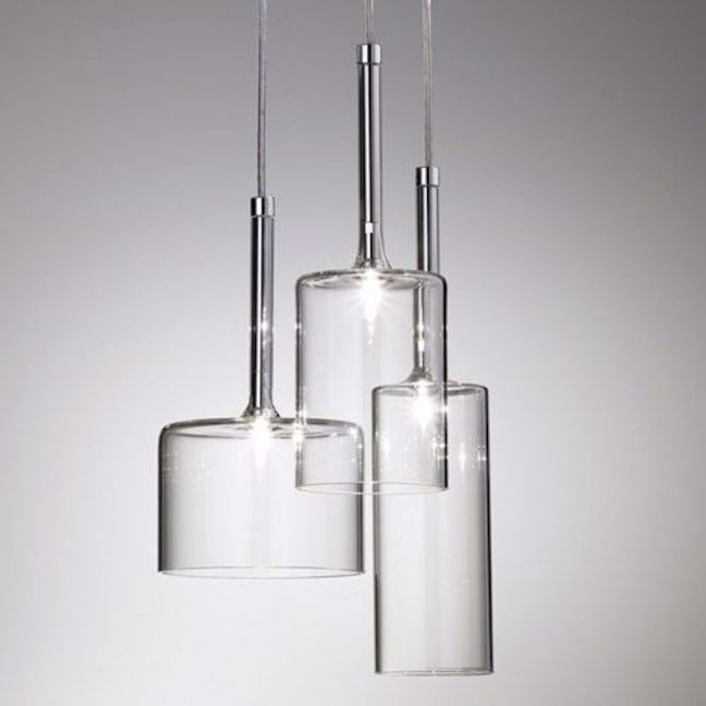 Spillray Single Drop Pendant Light