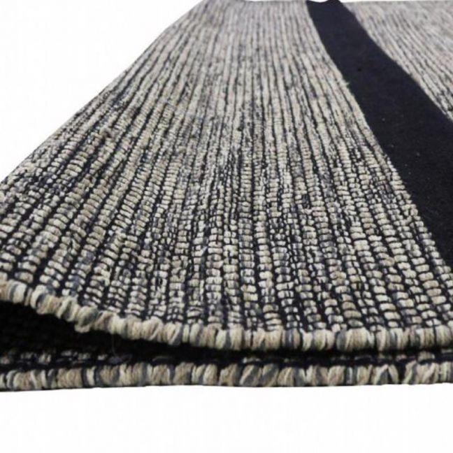 Steel Barcelona - Black Grey - 80 x 200 cm
