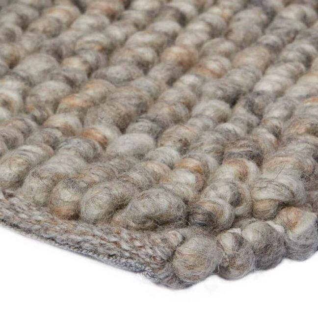 Stones Wool Rug | Marble by Rug Addiction