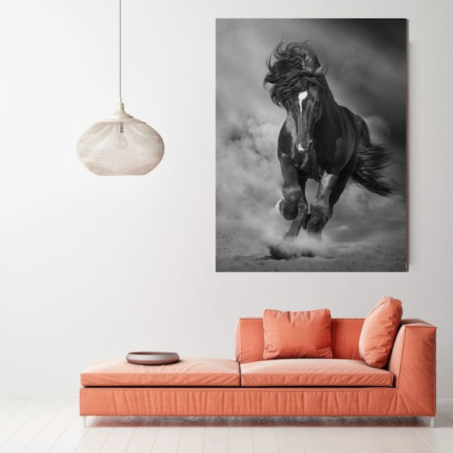 Strength and Beauty | Canvas Wall Art by Hoxton Art House