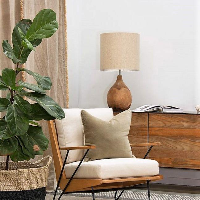 Sulis Lounge Chair by SATARA