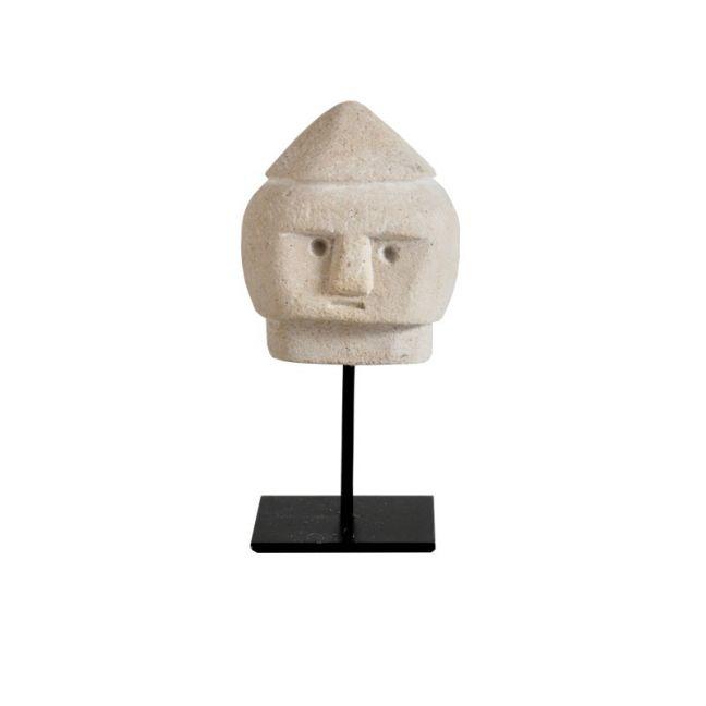 Sumba Stone Hat Man | by Raw Decor