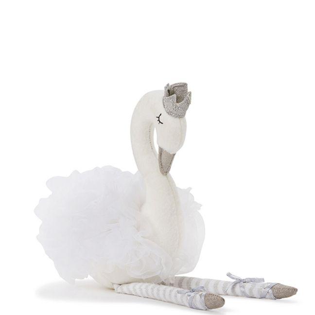 Swan Plush Dolls | Small Pink