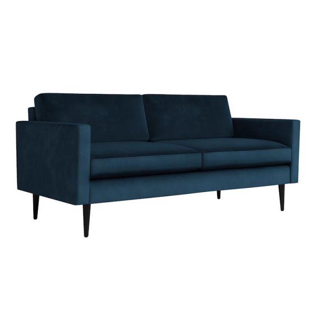 Swyft   Model 01 Velvet 2 Seater Sofa   Teal