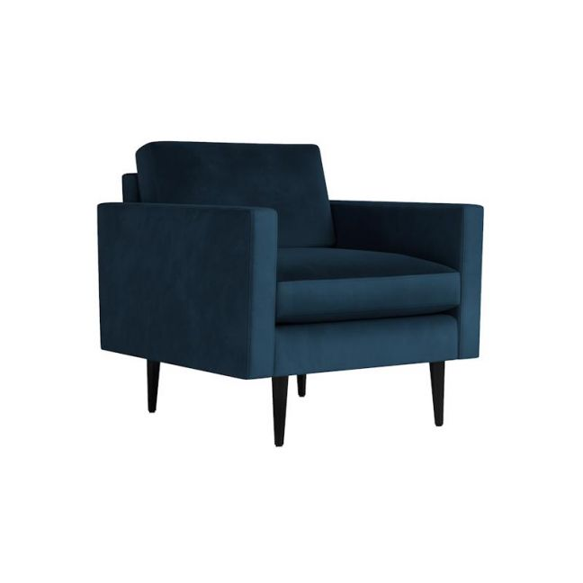 Swyft | Model 01 Velvet Armchair | Teal