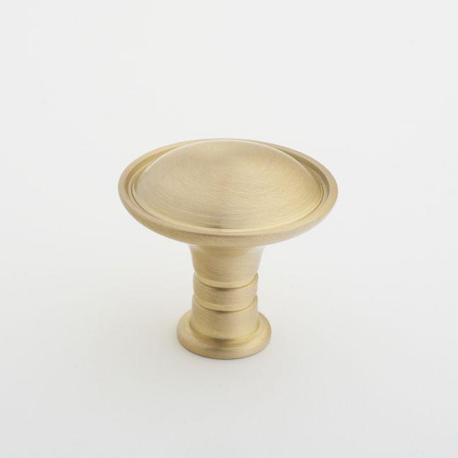 Sydney Knob | Burnished Brass