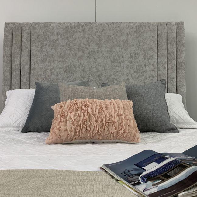 Taylor Bedhead | Custom Made By Bedsahead | Custom Fabric Selection