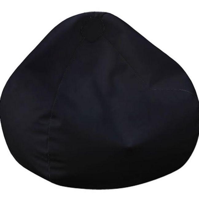 Tear Drop Bean Bag | By Bliss Bean Bags | Black