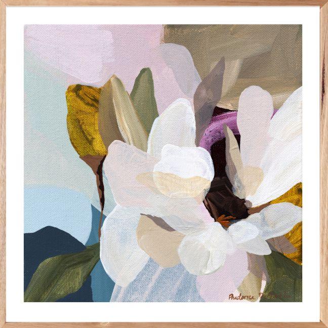 Teddy| Fine Art Print | Framed or Unframed | Prudence De Marchi