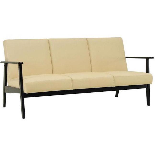 Telford 3 Seater Sofa in Cream
