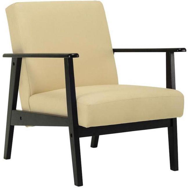 Telford Armchair in Cream