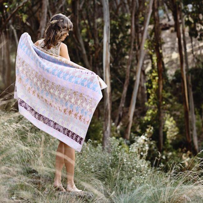 Tenera Bath Towel by Ziporah Lifestyle