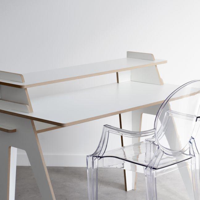 The Essential Classic Desk & Classic Riser | Various Colours