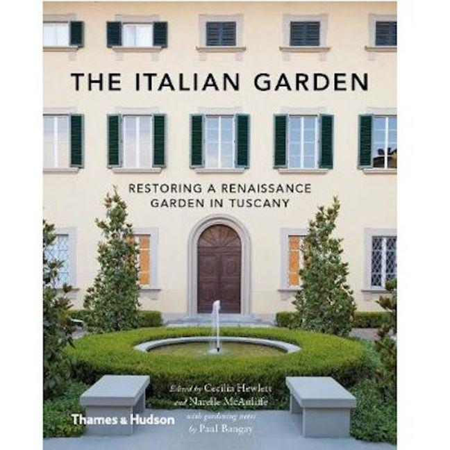 The Italian Garden   Coffee Table Book