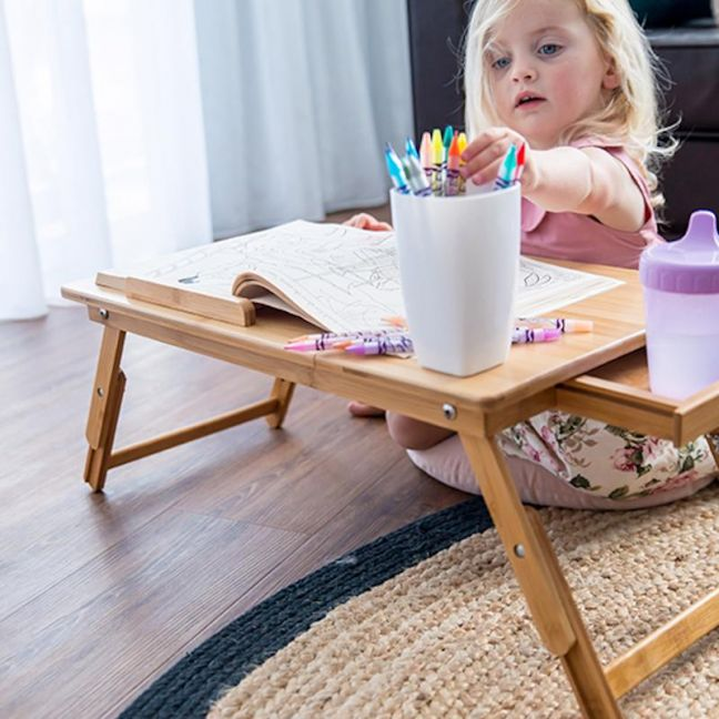 The Lapmate   The Multi-Functional Lap Table   by Couchmate
