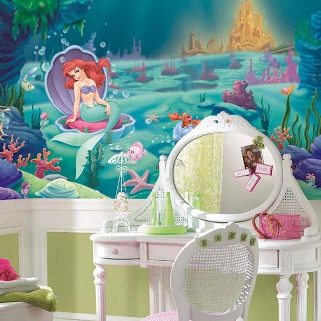 The Little Mermaid | Wallpaper Mural