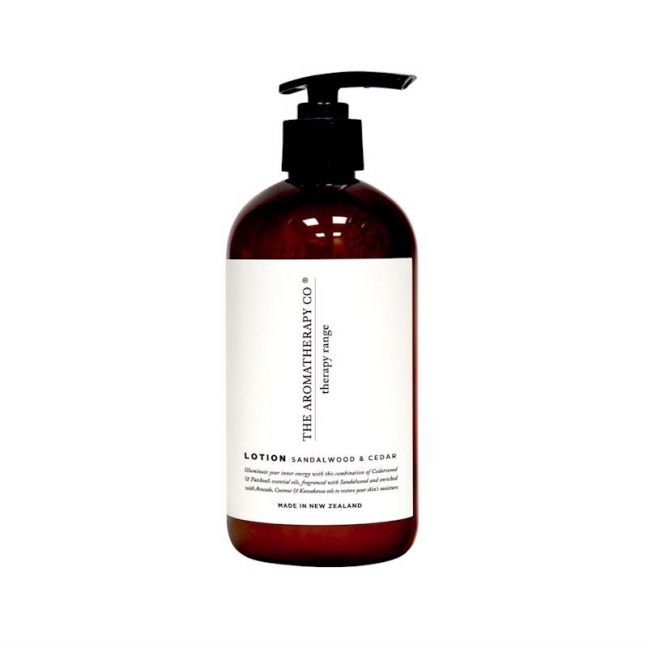 Therapy Hand and Body Lotion | Sandalwood and Cedar