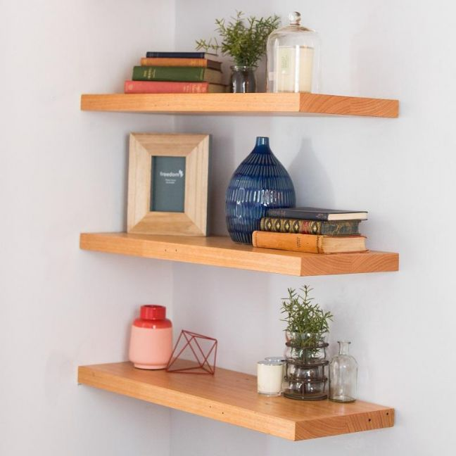 Timber Floating Shelf   by Connollys Timber