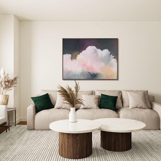Transcend Stellar | Canvas Print