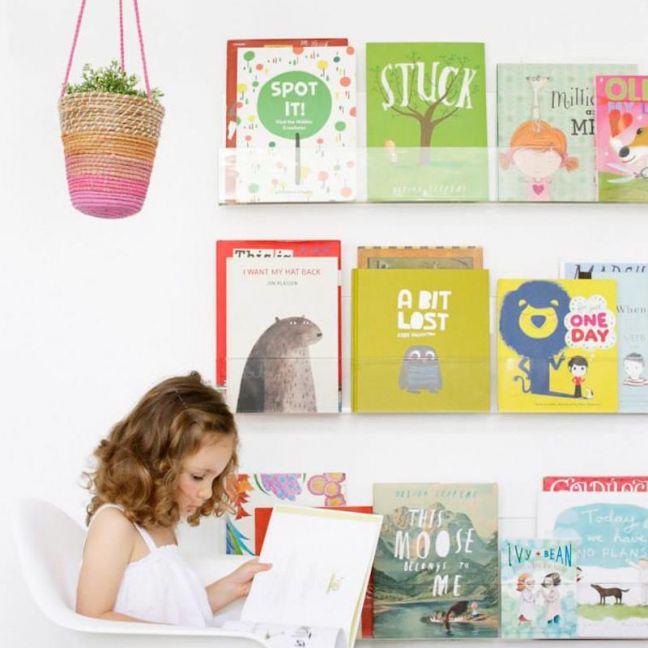 Ubabub Booksee Bookshelf | Set of 2