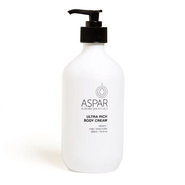 Ultra Rich Body Cream by ASPAR