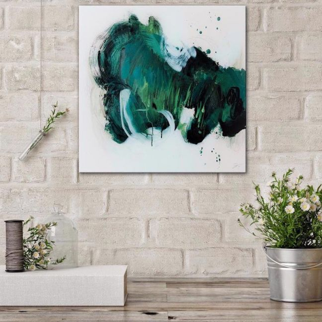 Untameable   Canvas Print   by United Interiors