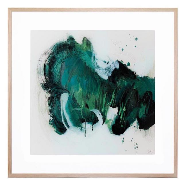 Untameable | Framed Print | by United Interiors