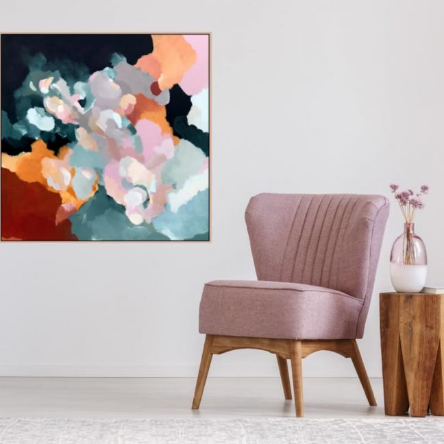 Up In The Clouds   Unframed Limited Edition Print By Lauren Danger