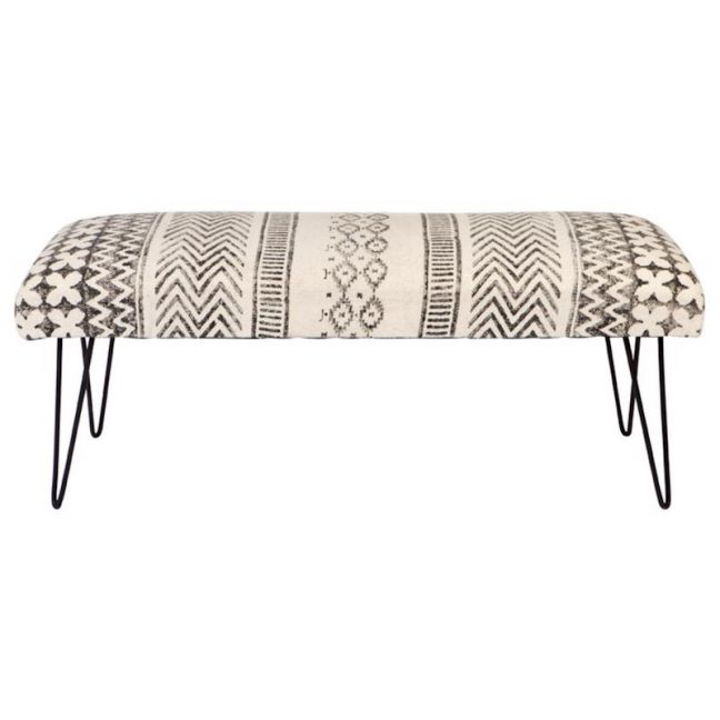 Upholstered Bench Seat | Carina
