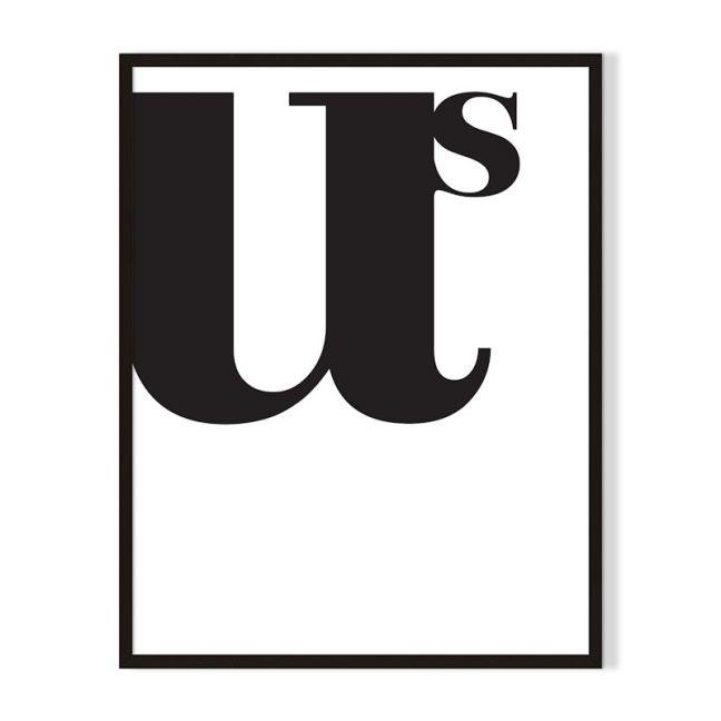 Us | Framed Print | Artefocus