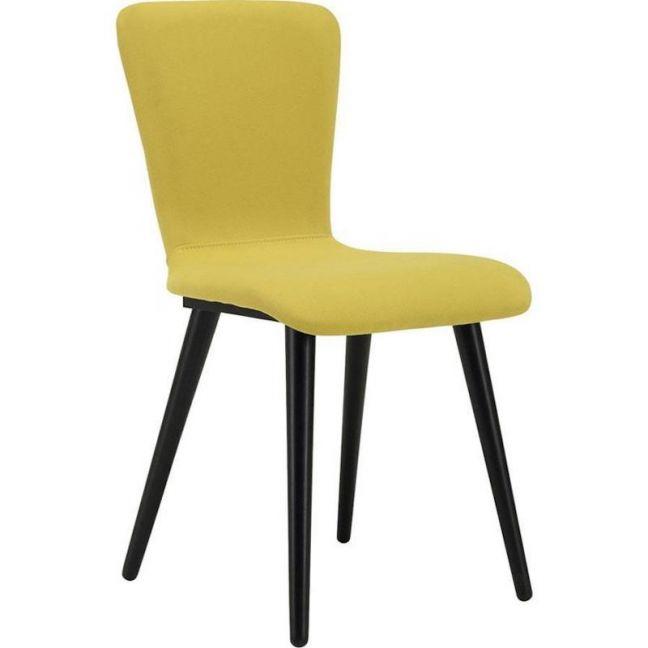 Valley Dining Chair   Espresso + Pistachio   Modern Furniture