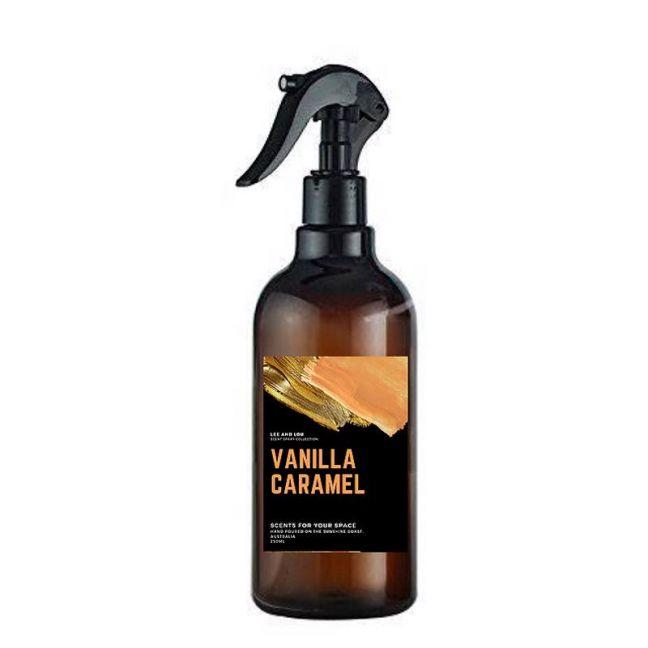 Vanilla Caramel | Scent Spray By Lee & Lou