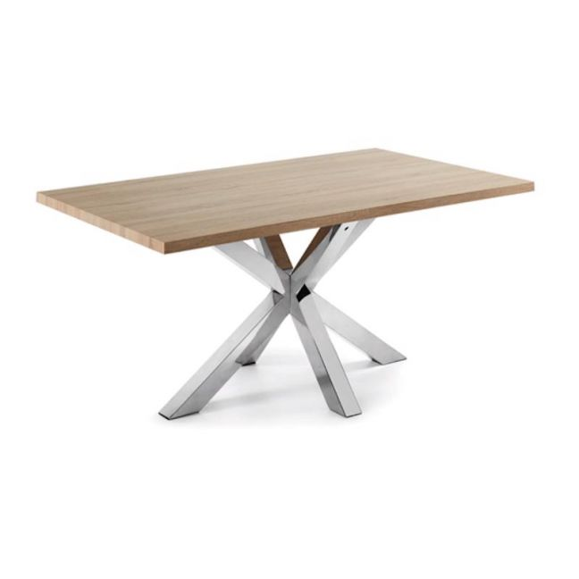 Vega Timber Dining Table | Various Colours | CLU Living