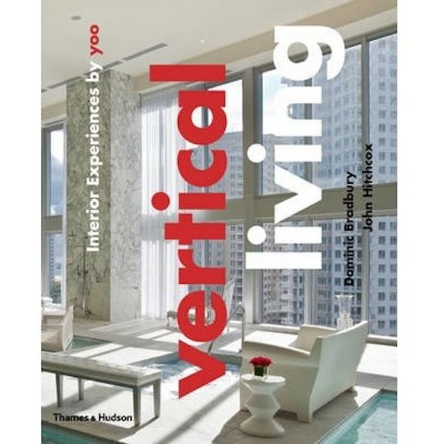 Vertical Living | Coffee Table Book