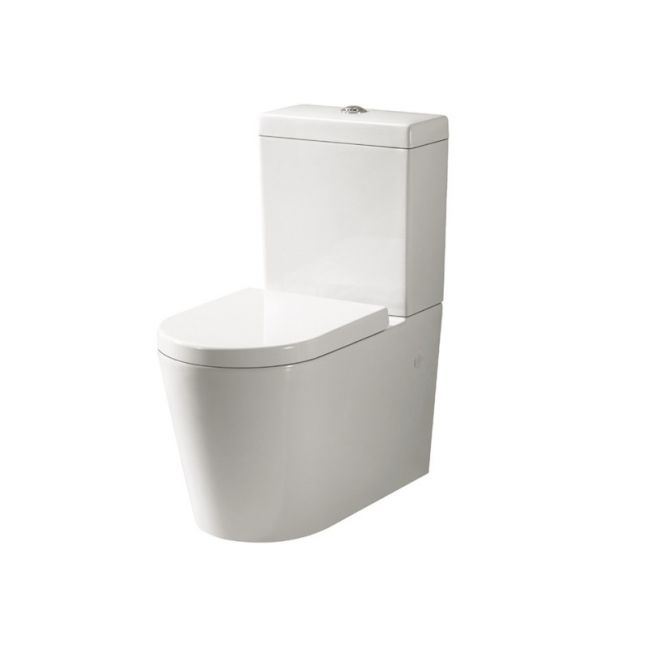 Vibe Back To Wall Toilet Suite