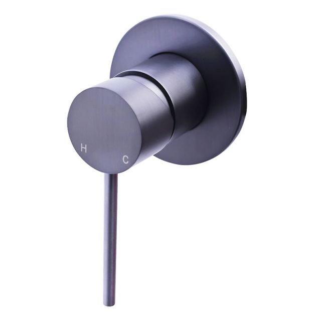 Vibe Gunmetal Shower Mixer